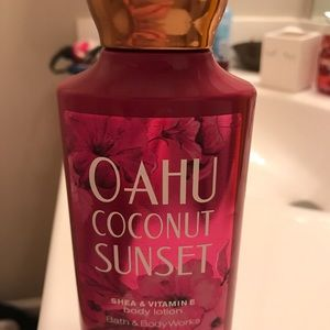 New Bath and Body Works Lotion